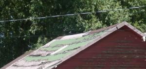 roof sag melrose